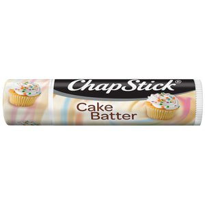 Chapstick Classic Skin Protectant Cake Batter Flavored Lip Balm (with Photos, Prices & Reviews) - CVS Pharmacy