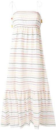 Multicoloured Sun Dress