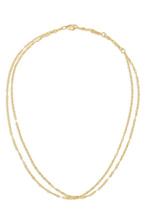 Lana Jewelry Alias Double Blake Short Necklace | Nordstrom