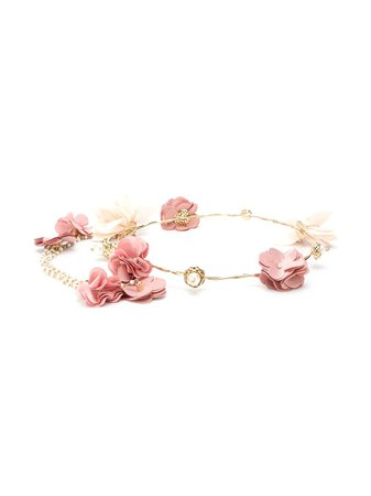 Rosantica Sentiero Flower Crown - Farfetch