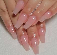 soft girl acrylic nails - Google Search