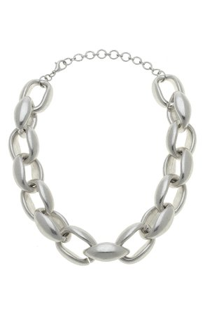 Canvas Jewelry Cantrelle Statement Chain Necklace | Nordstrom