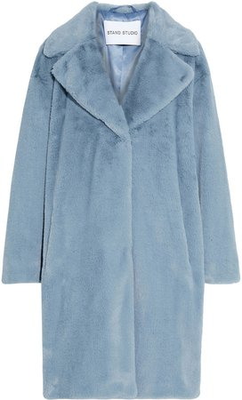 Camille Oversized Faux Fur Coat