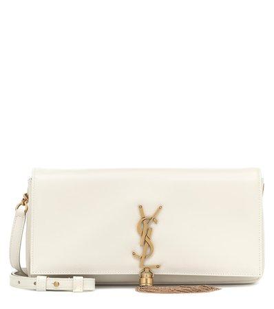 Saint Laurent - Kate 99 Tassel leather shoulder bag | Mytheresa