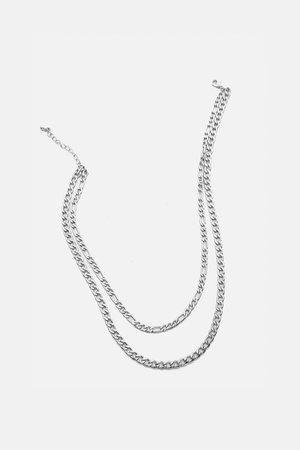 Ray Double Necklace – Adika