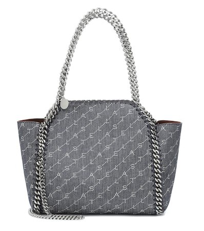 Falabella reversible mini tote