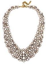 'Kew' Crystal Collar Necklace