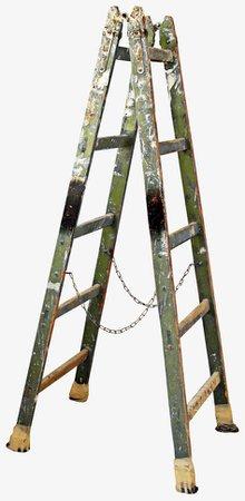 garden ladder green png filler wood