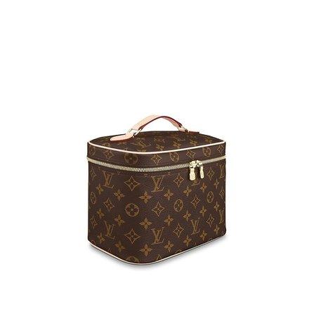 Nice Bb Monogram - Travel | LOUIS VUITTON ®