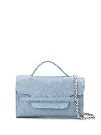 Zanellato Nina Foldover Shoulder Bag - Farfetch