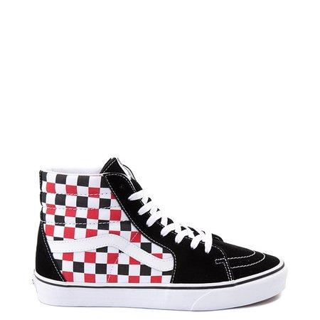 Vans Sk8 Hi Skate Shoe - Prism Pink | Journeys