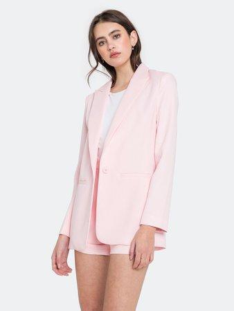 Endless Rose Single Breasted Blazer | Verishop
