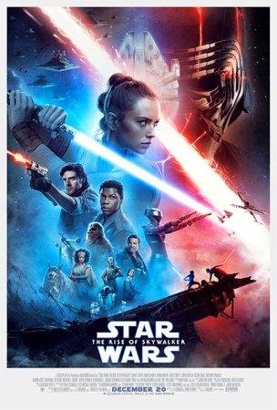 Star Wars (2019) IX The Rise of Skywalker