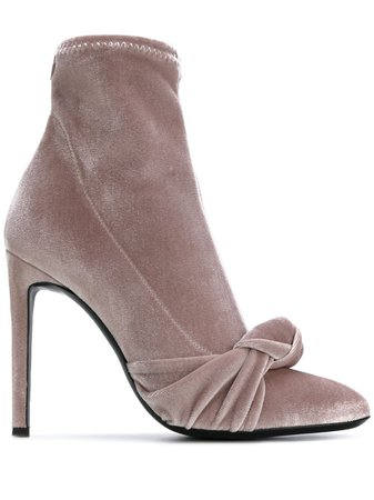 Giuseppe Zanotti Ophelia Sock Booties - Farfetch