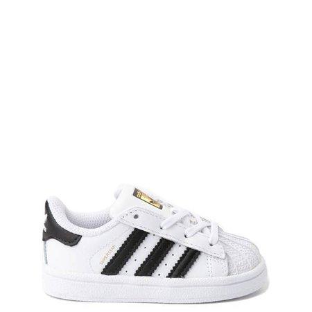 adidas Superstar Athletic Shoe - Baby / Toddler | Journeys Kidz