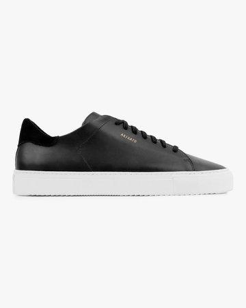 Black Clean 90 Sneaker