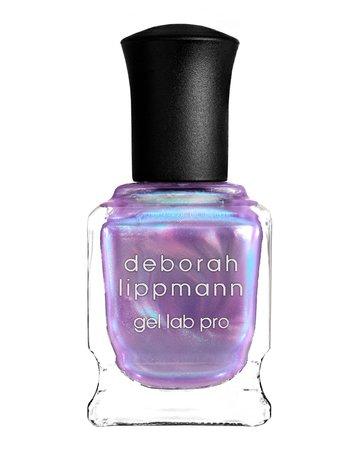 Deborah Lippmann I Put A Spell On You Gel Lab Pro Nail Polish, Purple