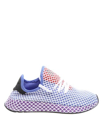 Adidas Originals Sneakers Deerupt Runner In Mesh With A Network Motif