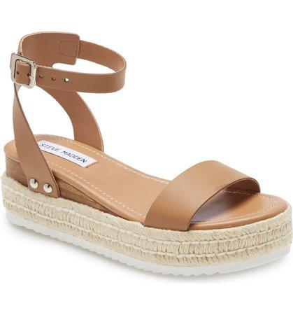 Steve Madden Chaser Platform Sandal (Women) | Nordstrom