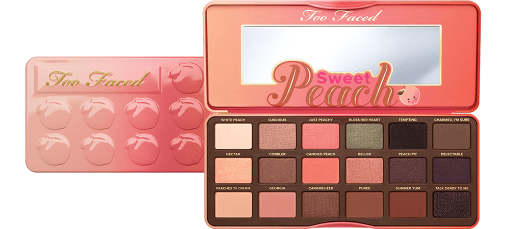 Too Faced Sweet Peach Eye Palette