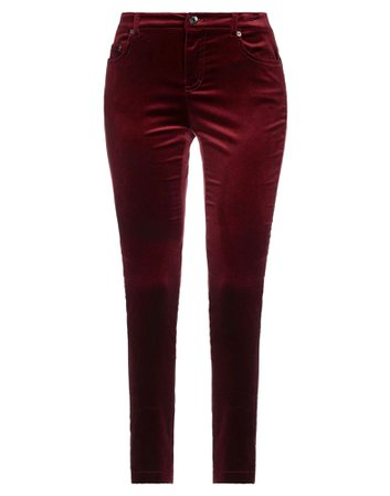 Dolce & Gabbana Casual Pants - Women Dolce & Gabbana Casual Pants online on YOOX United States - 13469142JD