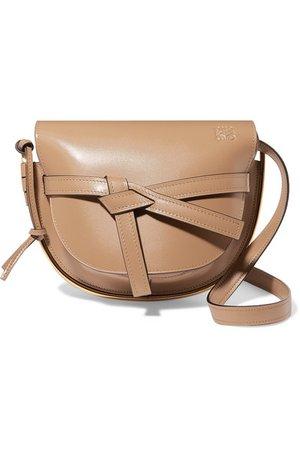 Loewe   Gate small leather shoulder bag   NET-A-PORTER.COM