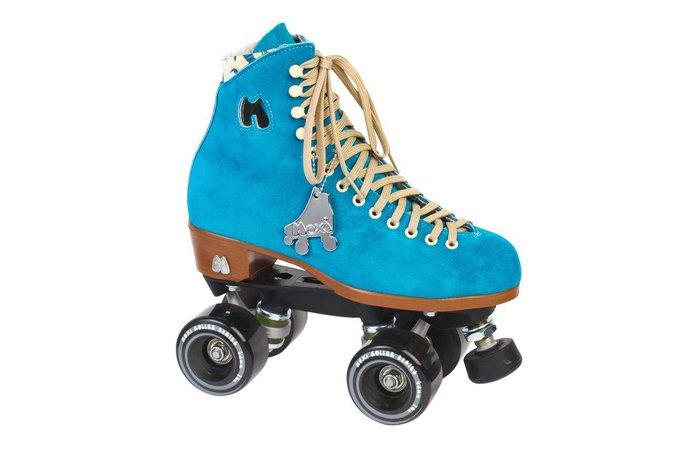 Moxi Roller Skates - Lolly Pool Blue
