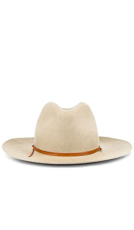 Hat Attack Madison Hat in Beige & Tobacco & Beads | REVOLVE