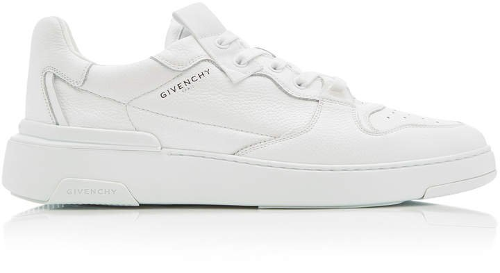 Wing Leather Low-Top Sneakers