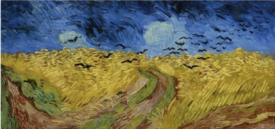 Van Gogh | Wheatfield With Crows