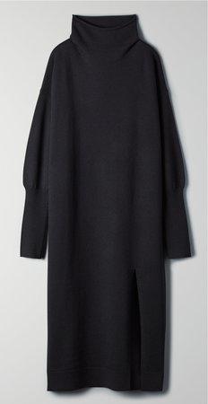Aritzia Wilfred Cyprie Dress