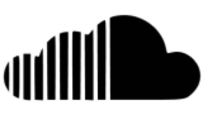 SoundCloud Black Logo