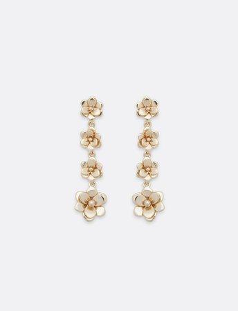 Tiered Magnolia Drop Earring – Draper James