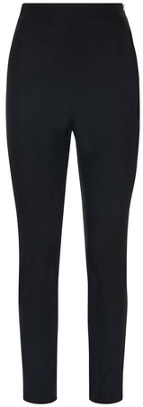 *Vesper Black Skinny Fit Trousers