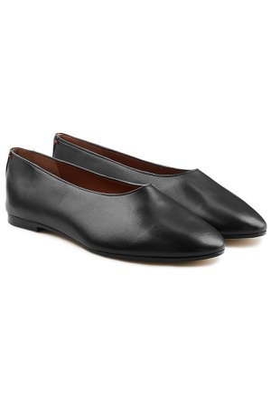 Leather Flats Gr. IT 36