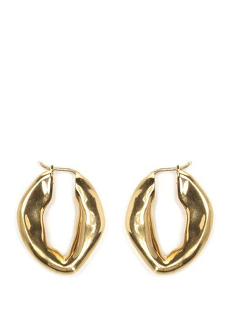 CELINE Chunky Earrings
