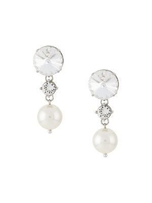 Miu Miu pearl earring