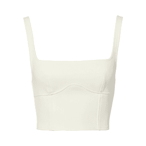 White Camisole Top PNG