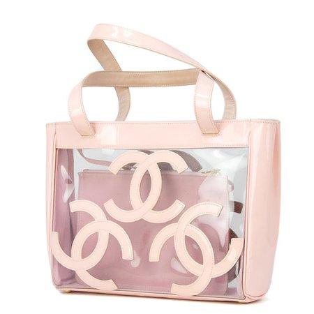 chanel bag pink