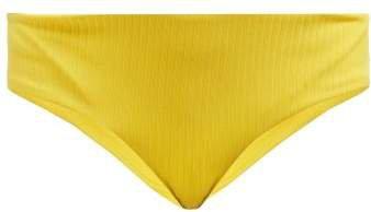 Nora Hipster Bikini Briefs - Womens - Yellow