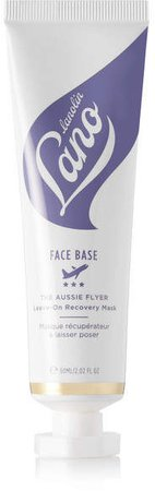 Lano - lips hands all over - Face Base Aussie Flyer Recovery Mask, 60ml