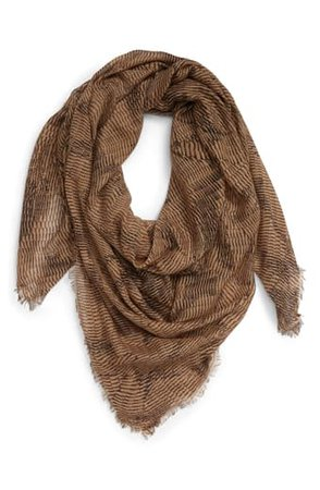 Free People Sun Washed Travel Scarf | Nordstrom