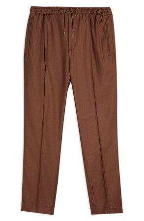 Topman Crop Drawstring Pants | Nordstrom