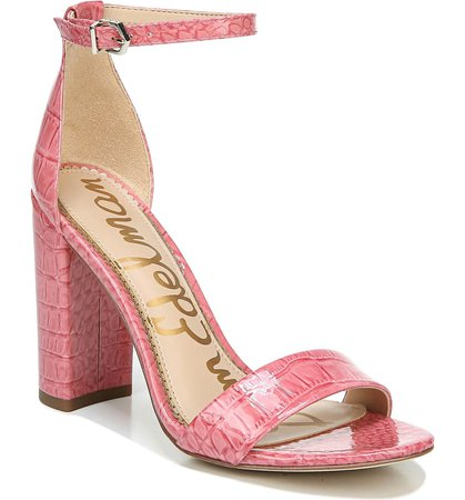 Sam Edelman Yaro Ankle Strap Sandal (Women) | Nordstrom