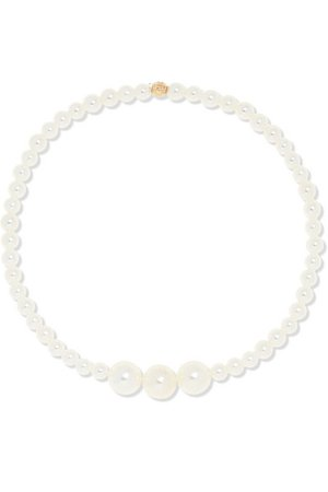 Mizuki | Pearl bracelet | NET-A-PORTER.COM