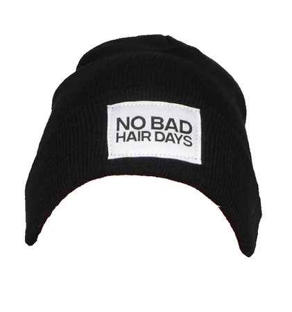 gdy bad hair day beanie