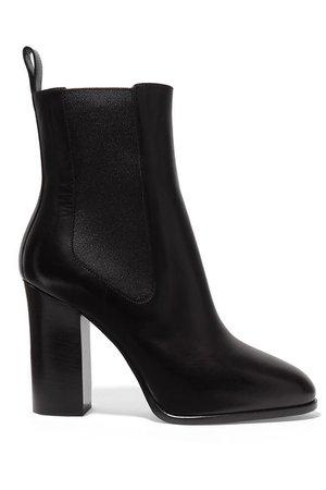 Dries Van Noten   Leather Chelsea boots   NET-A-PORTER.COM