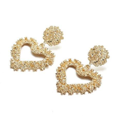 A Heart of Gold earrings – classic californian