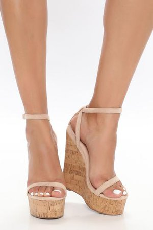 Something You Never Did Wedges