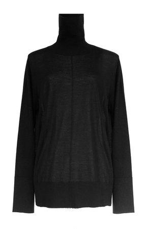 Cooper Oversized Cashmere-Silk Turtleneck Sweater by Peter Do | Moda Operandi
